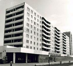 Проект жилого дома с магазином Оренбург
