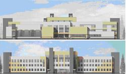 Проекты школ и детских садов Оренбурга