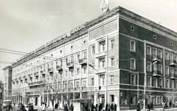 Проект гостиницы на улице Пушкинская