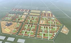 Проект планировки территории и межевания в поселке Нижнесакмарский