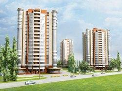 Проект 17-этажного жилого дома по улице Расковой Оренбург